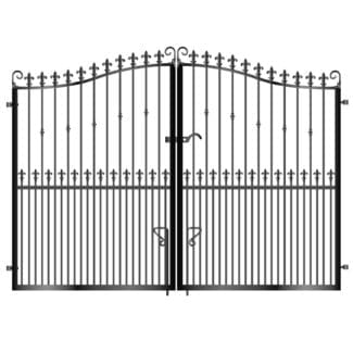 Metal (Wrought Iron) Gates