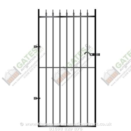 Tall Metal Side Gate 025