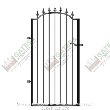 Tall Metal Side Gate 030