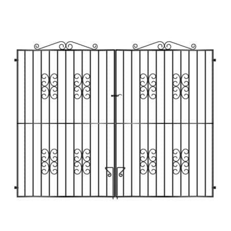 Tall-Metal-Driveway-Estate-Gate-SMR-021_compressed
